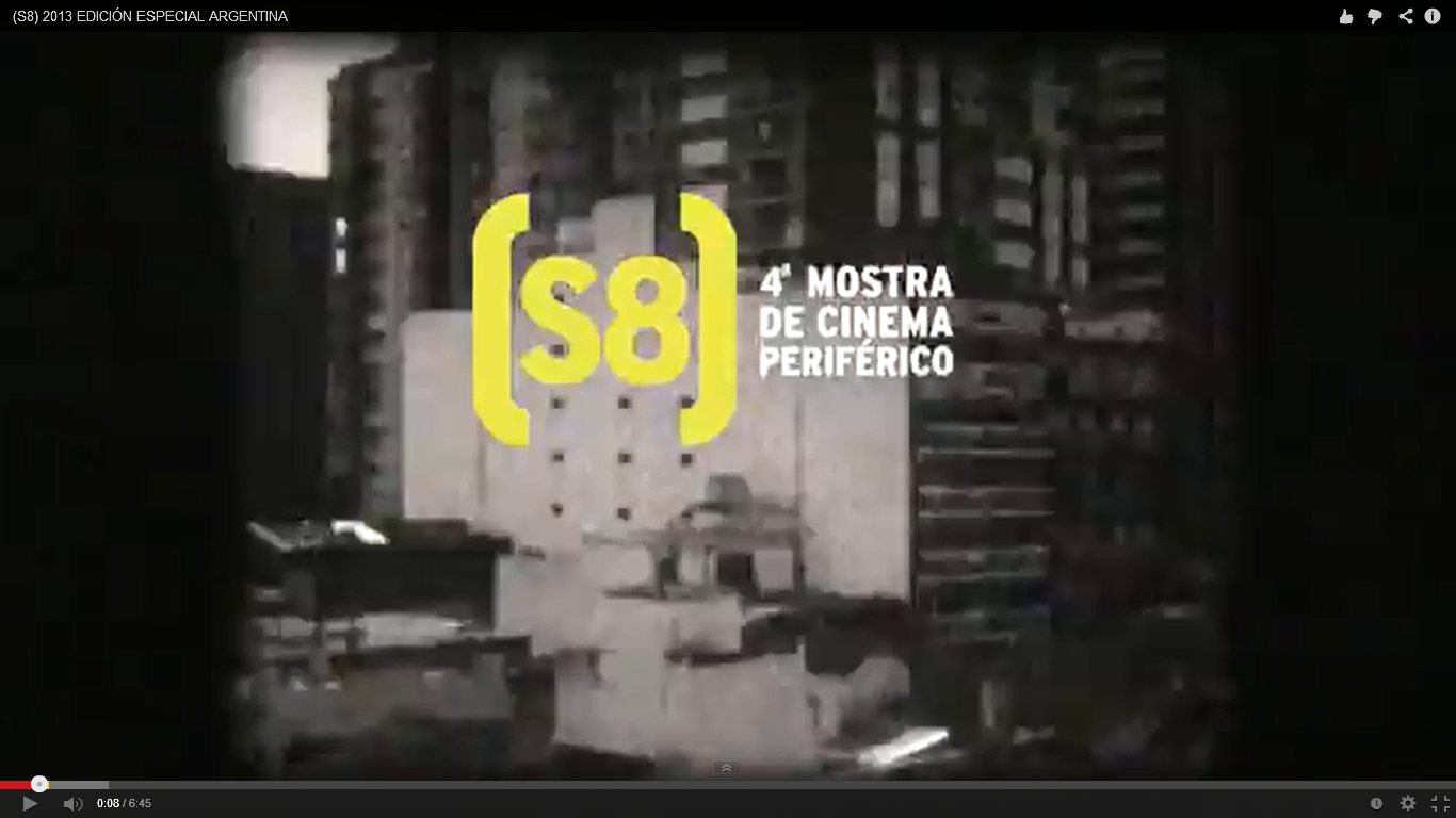 Resumen 2013: así fue (S8) 4ª Mostra de Cinema Periférico