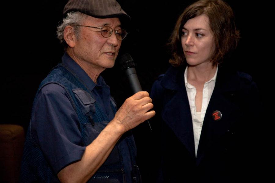 Encuentro con Takahiko Iimura y Esperanza Collado