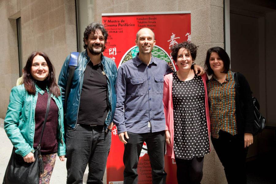 Presentación de Eloy Domínguez Serén y Beli Martínez