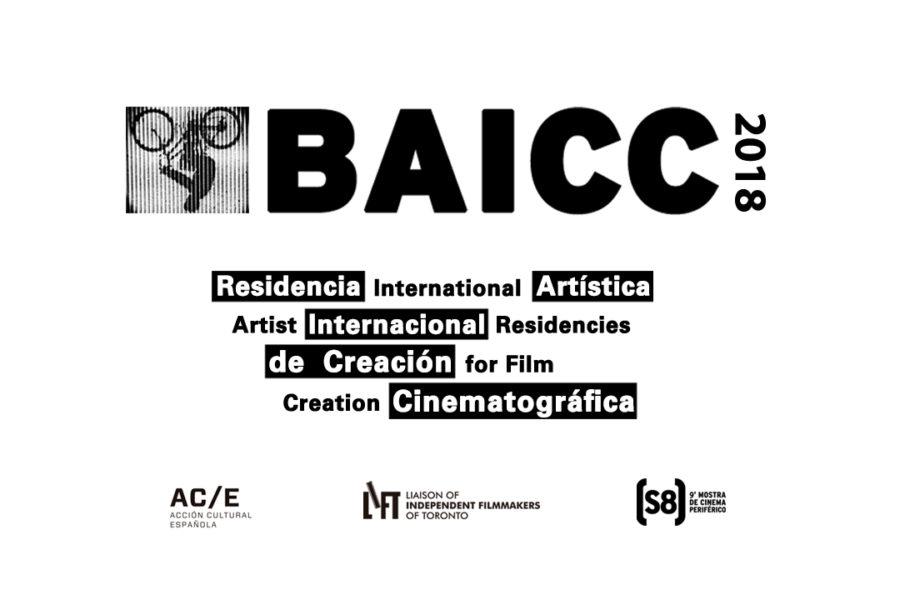II CONVOCATORIA DE BAICC: Residencias Artísticas Internacionales de Creación Cinematográfica-BAICC
