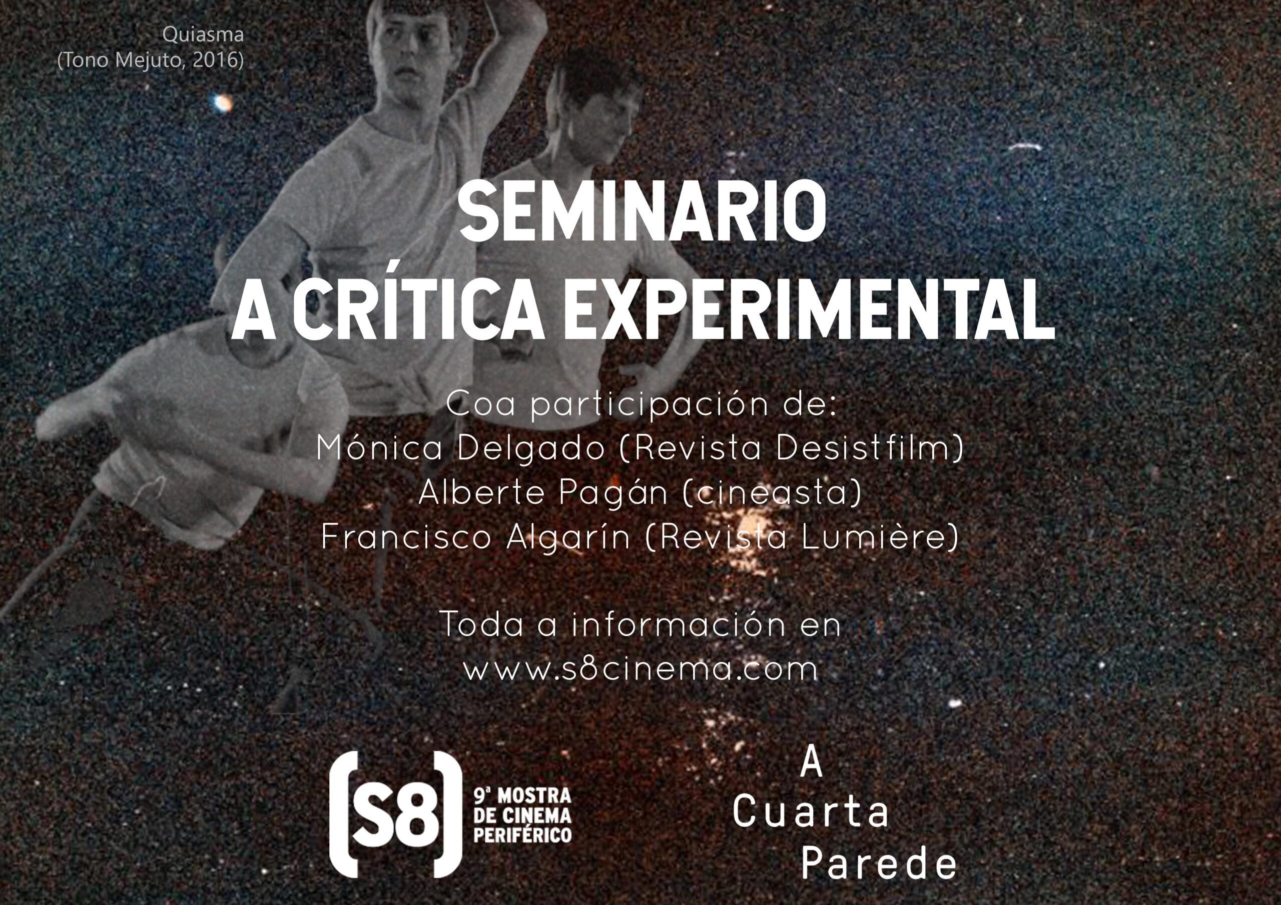 Abierta la convocatoria del seminario La crítica de cine ex...