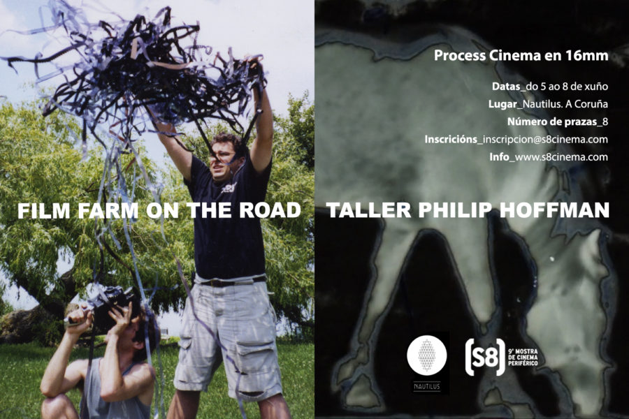 Abierta convocatoria del taller de Philip Hoffman: Film Farm on the Road