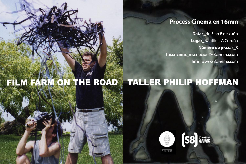 Abierta convocatoria del taller de Philip Hoffman: Film Farm...