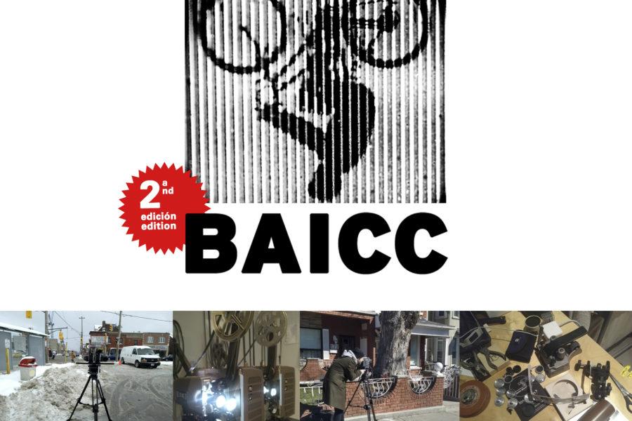 II Convocatoria de BAICC, Residencias Artísticas Internacionales de Creación Cinematográfica 2018