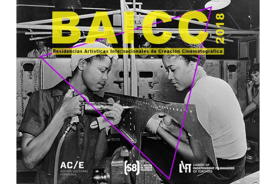 PMC – Principio Máquina de Coser, proyecto seleccionado para la residencia BAICC 2018