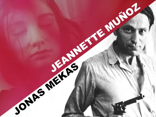 La cineasta Jeannette Muñoz y un homenaje a Jonas Mekas, pr...