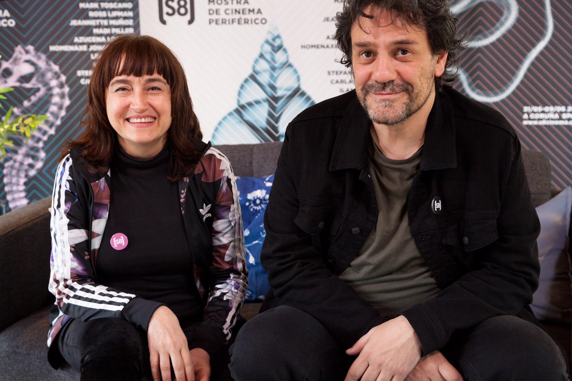 Ana Domínguez y Ángel Rueda. Unha utopía que xa dura dez ...