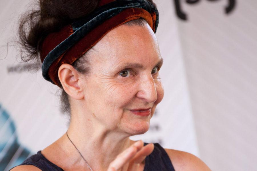Charlotte Pryce. Alquimia en movimiento