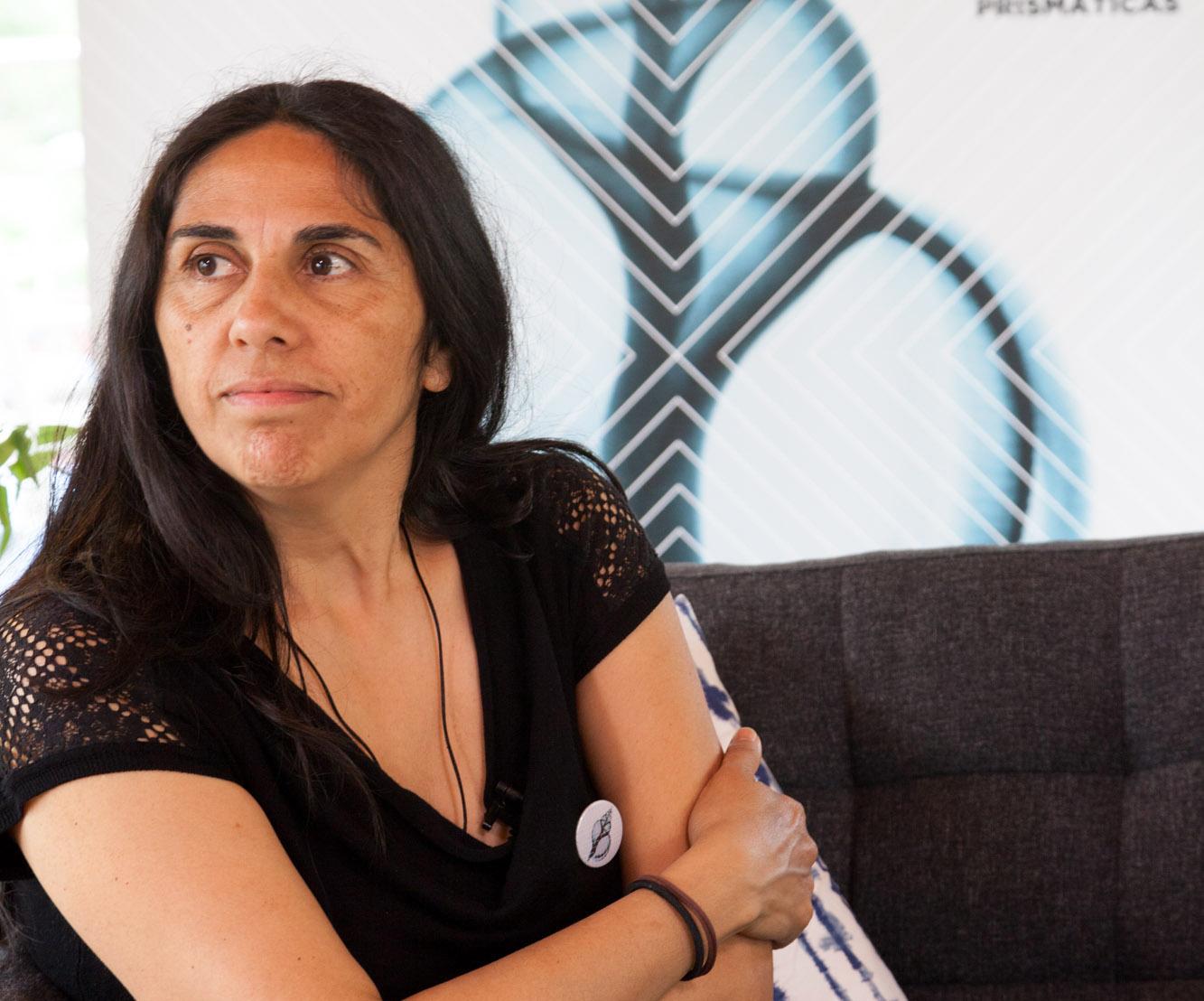 Jeannette Muñoz. An Infinite Process