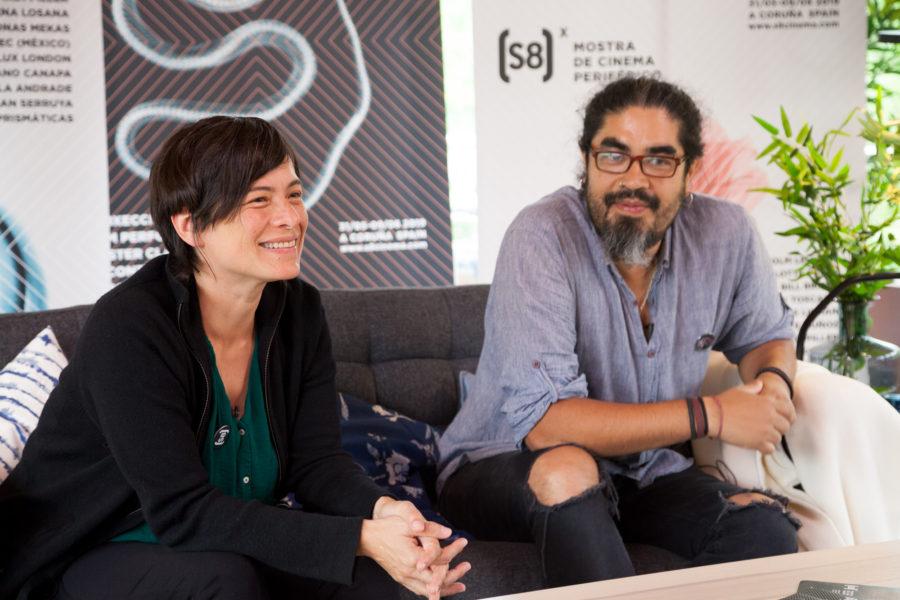 Elena Pardo e Morris Manuel Trujillo (LEC México). Aquí tes a túa casa