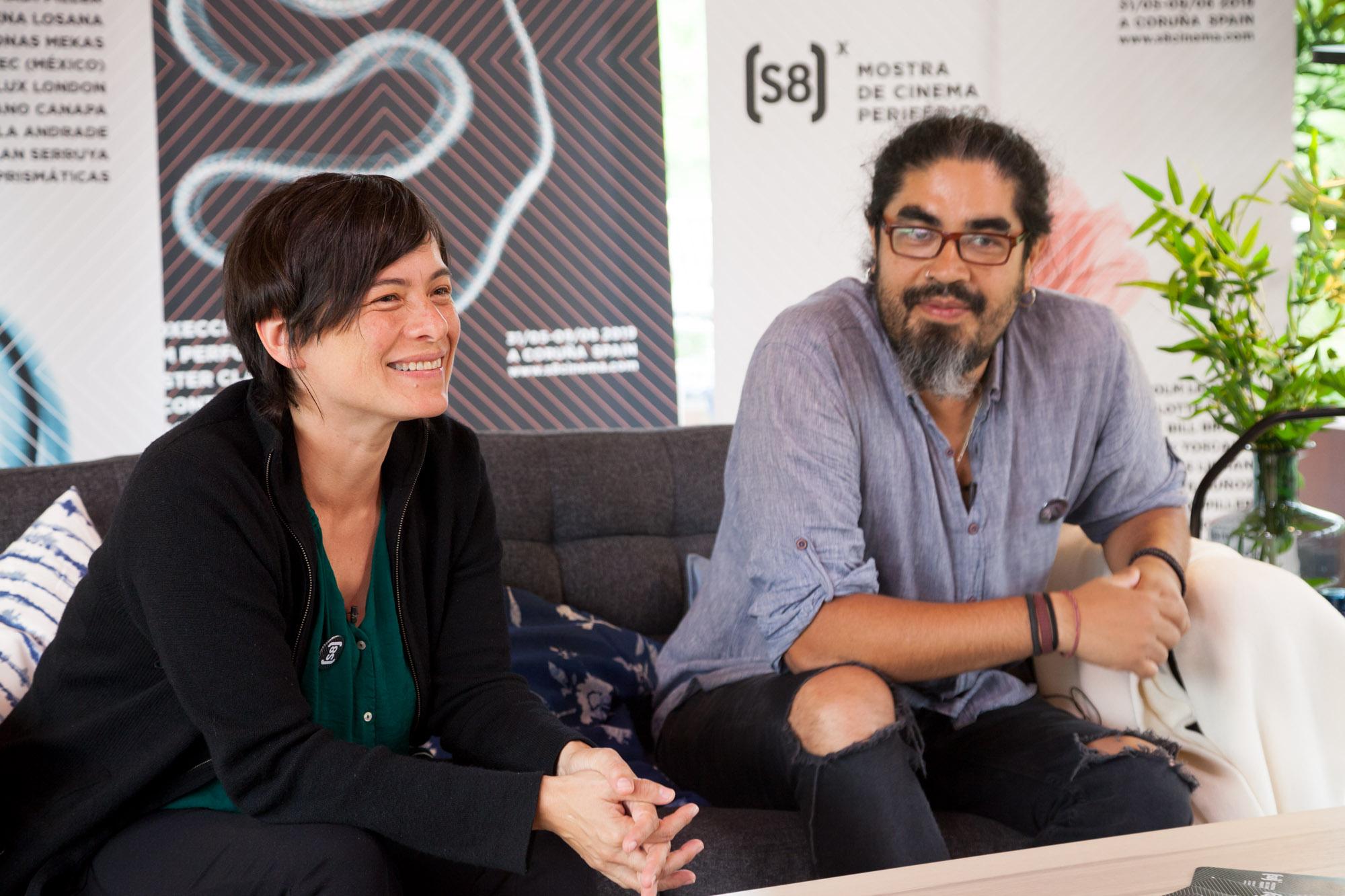 Elena Pardo e Morris Manuel Trujillo (LEC México). Aquí te...