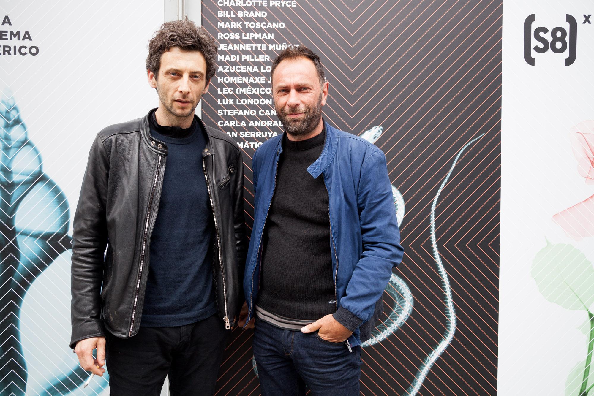 Stefano Canapa. Visualizing Sound