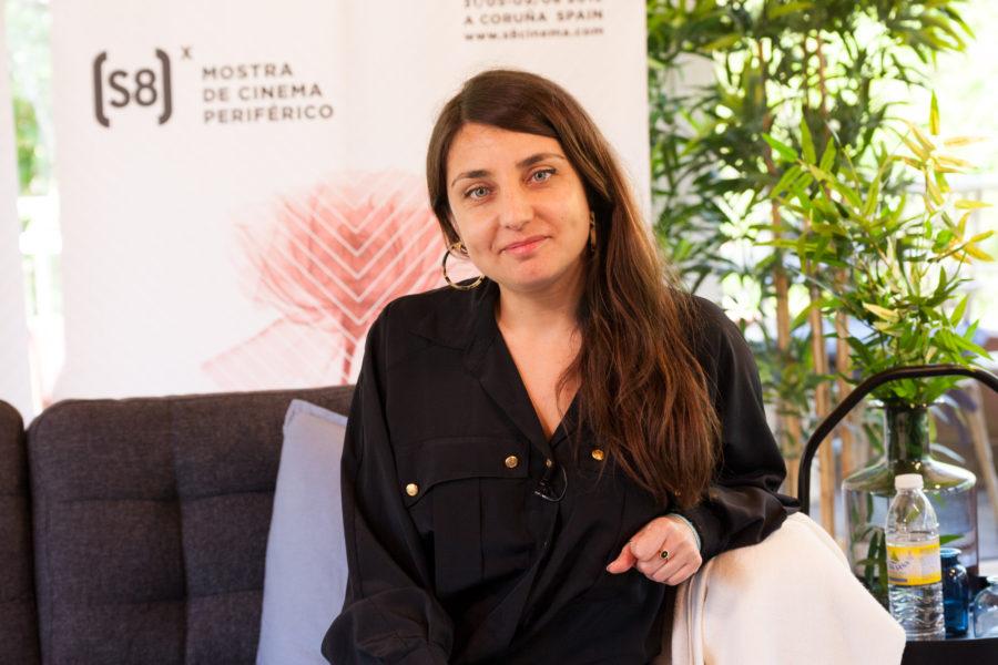 Carla Andrade. Trabajar con los espacios
