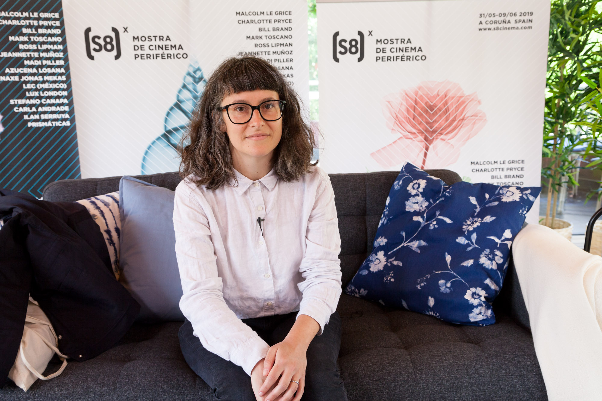 María Palacios Cruz. Extraendo as perlas da colección LUX