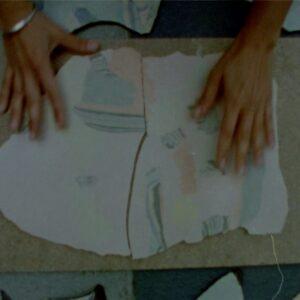 Venres 2 de outubro. O mapa e o territorio: Sinais en curto, Valentina Alvarado e Carlos Vásquez